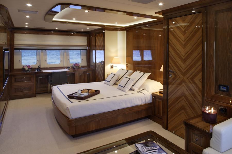Master Suite Lower deck