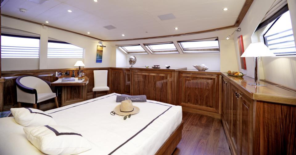 Master Suite Main Deck